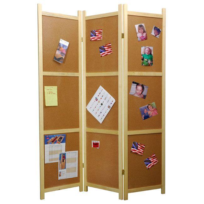 Cork-Bulletin-Board-Room-Divider