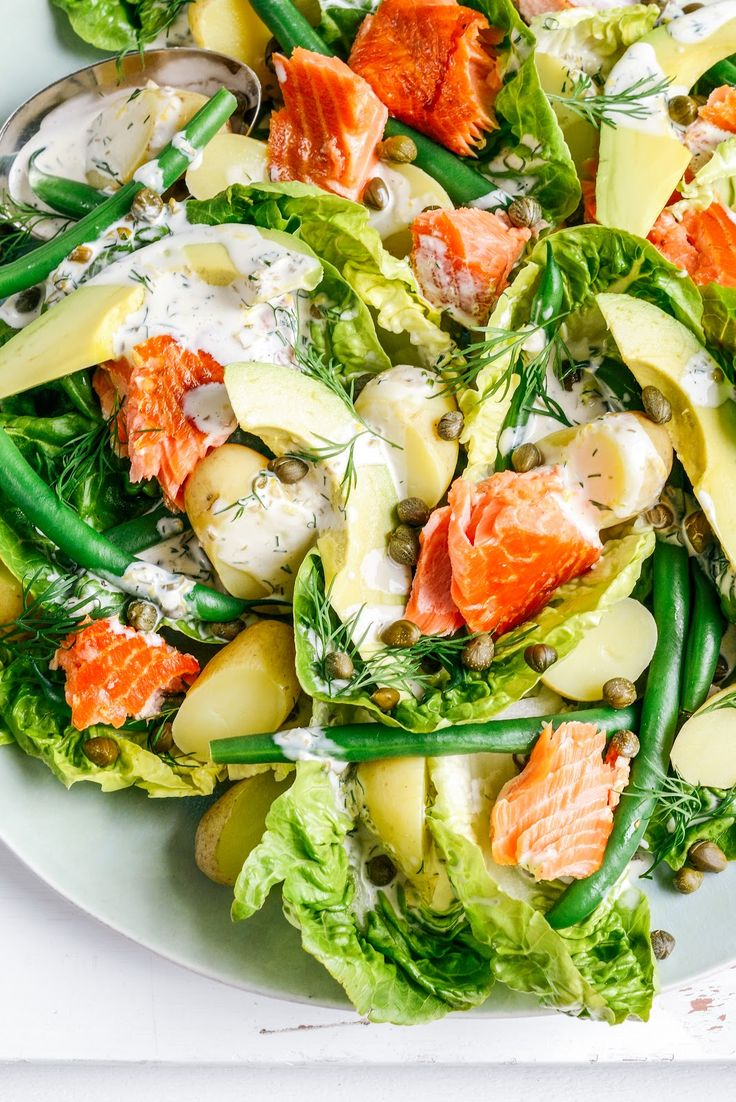 Summer Loving All-In Salad