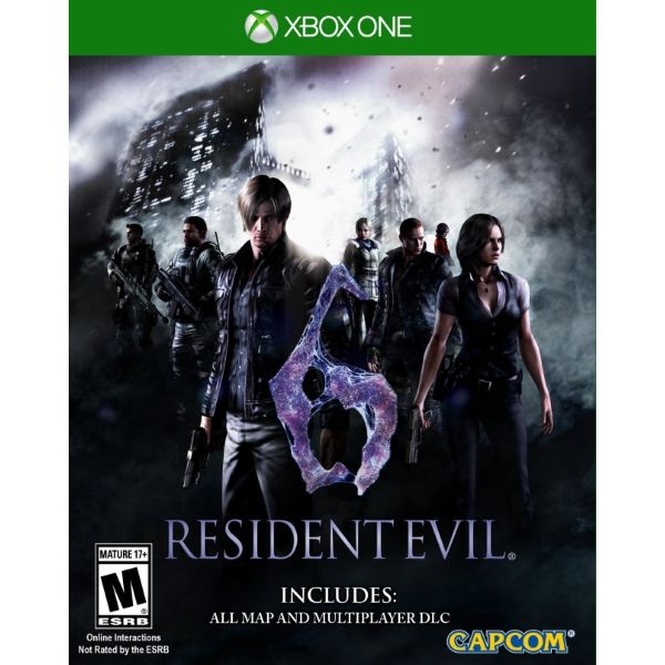 Resident Evil 6 HD [Xbox One] – Shopville