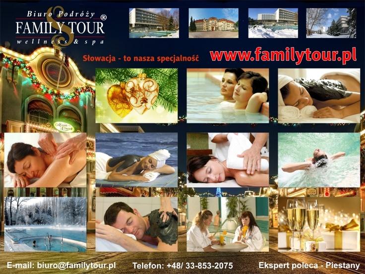 Słowacja - to nasza specjalność!  http://www.familytour.pl/slowacja-sylwester-zdrowy-wypoczynek-przy-goracych-zrodlach-termalnych-wod-piestany-s-835.html