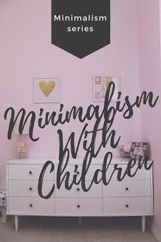 One of the best minimalism with kids articles I've seen. It's simple, realistic & easy