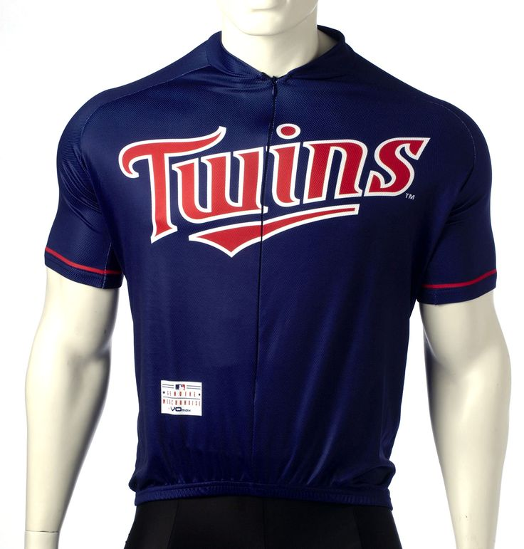 Minnesota Twins Cycling Jersey Free Shipping - MLB Jerseys - cycling jerseys for 39.95! - 50% off - FREE Shipping - see sizes still available at http://www.cyclegarb.com/mlb-cycling-jerseys.html