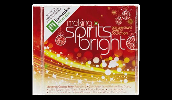 Making Spirits Bright Charity Christmas CD