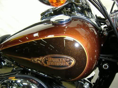 Harley Davidson Street Glide Root Beer For Sale