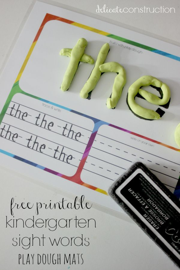 I have another free printable for you all today! This is not a set of birthday party printables but it could be a fun way for your kindergartner to practice their sight words! At Avery's school the sight words are called rainbow words and are separated into groups of 8-12 words and each given a …