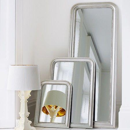 Beaded Mirror - Wall Mirrors - Mirrors