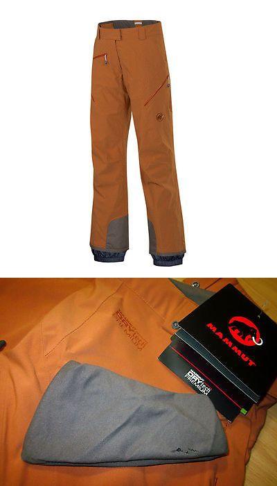 Clothing 101685: Mammut Vail Women S Pants Uk16 Eu42 Rrp£246.78 Ski Salopettes -> BUY IT NOW ONLY: $69.99 on eBay!