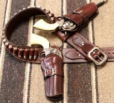 This is for all those Cowboy Action Shooters out there!