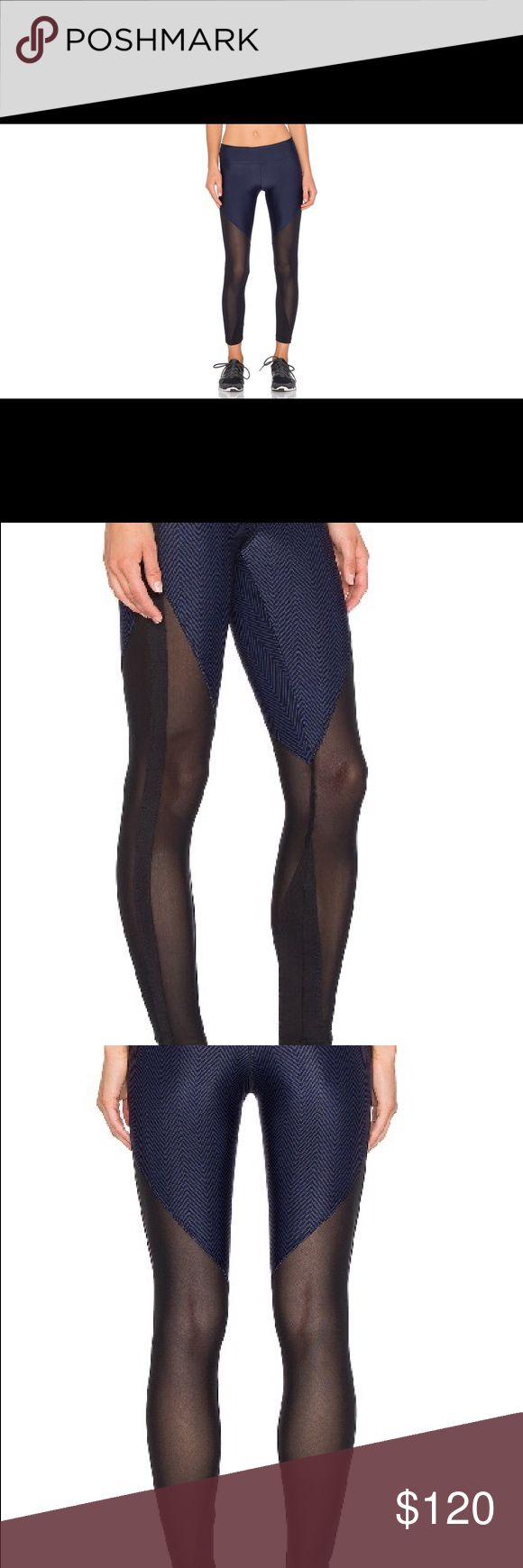 📦 NWOT Koral Gi Lucent Legging Navy and black mesh leggings size M. 📦 I will pay for the shipping on this item. Bundle this by itself and I can make an offer to take that out. Koral Pants Leggings