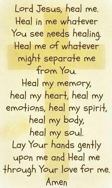 Prayer for healing ✨|| To see more follow @Kiki&Slim