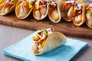 Mini Fish Tacos Recipe - Thrill your guests with this impressive appetizer!