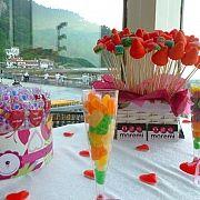 Buffet Chuches - Candy Bar - Boda Zarauz - Guipuzcoa 5