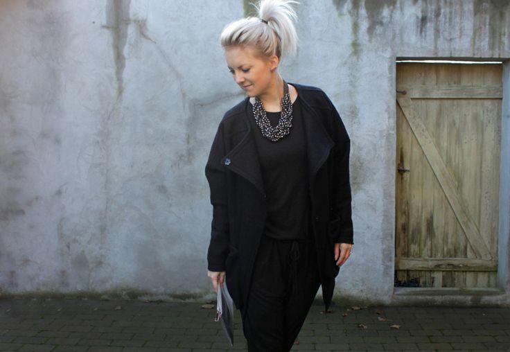 nice Black Swan Jacket