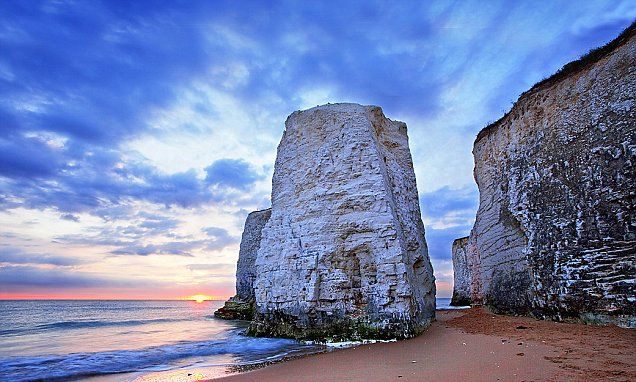 Glories of secret Britain: 20 unspoilt seaside gems you MUST visit