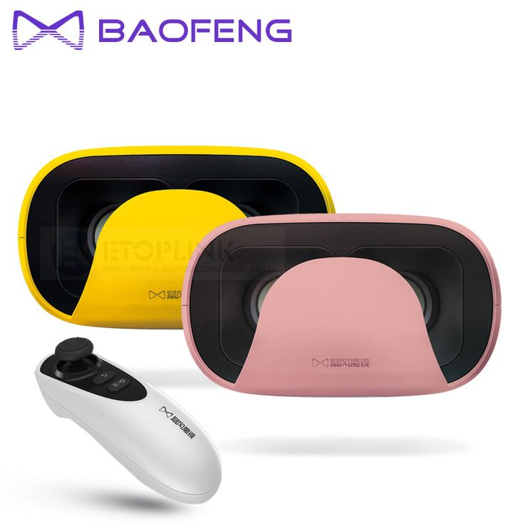 """Find More 3D Glasses Information about Baofeng Mojing XD 3D VR Glasses Virtual Reality Helmet Cardboard Box for iPhone  Android 4.7   5.5 6"""" Smartphone + Gamepad,High Quality cardboard box with handle,China cardboard post boxes Suppliers, Cheap cardboard garment boxes from Guangzhou Etoplink Co., Ltd on Aliexpress.com"""