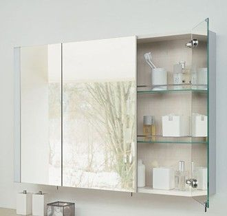 Bathroom Mirror Cabinet Bathrooms Pinterest Bathroom Mirror