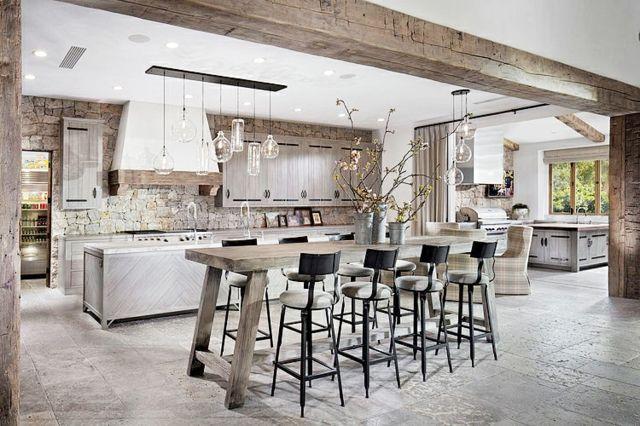 Découvrez 16 cuisines à l'aspect contemporain qui n'ont seulement sont très belles à voir mais peuvent également suggérer des idées afin d'obtenir le même effet dans votre propre cuisine.
