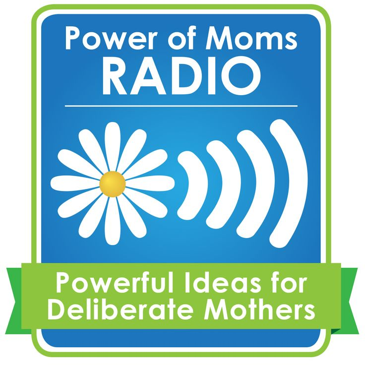 Enjoy the inspiration of Power of Moms while you exercise, commute, tidy the house, or relax! April and Saren co-host this lively on-demand audio podcast--often featuring special guests, and always...