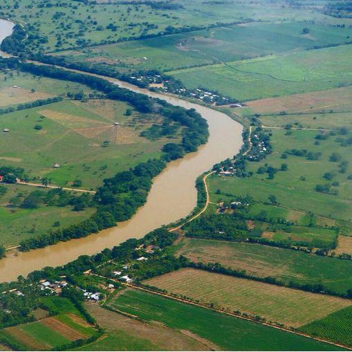 Rio Sinu en #Monteria #Cordoba #Colombia foto de @otachi13