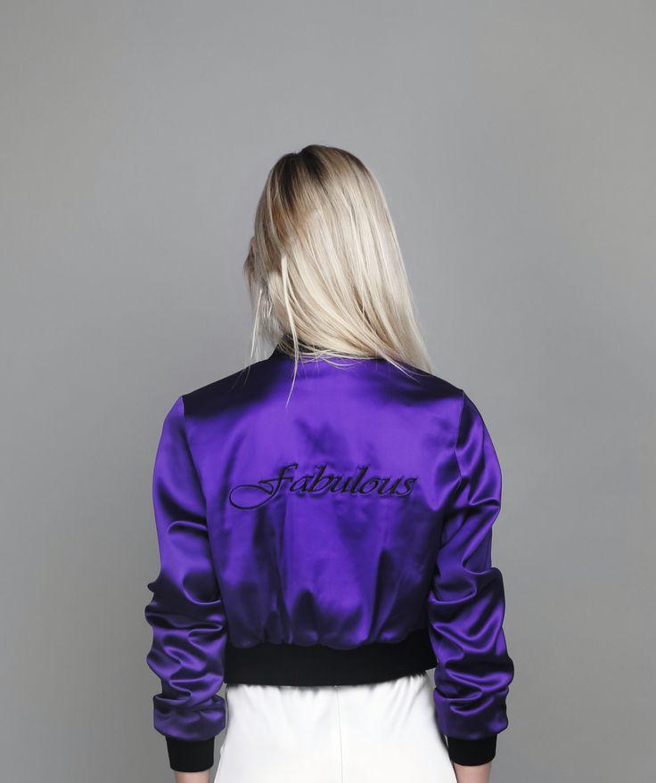 #fabulous #embroidery #bomberjacket #oanapop #staywithus  Photo: Anca Cheregi Model: Cristina Oltean Mua: Ioana Malai