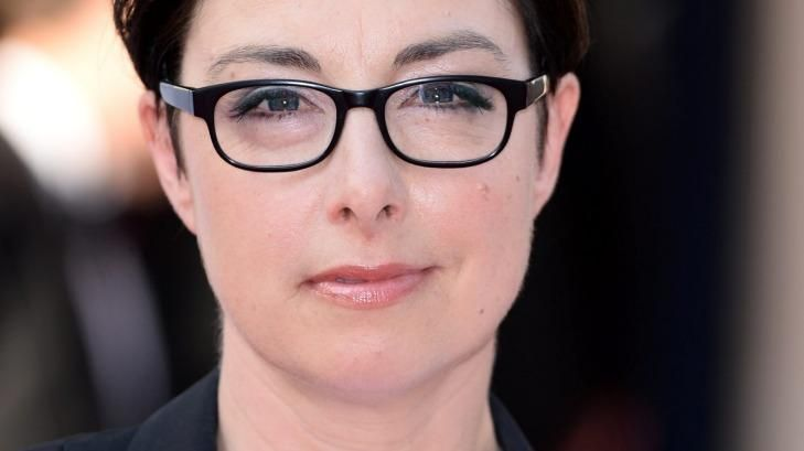 Sue Perkins - Trolls threats take Sue Perkins off Twitter. Nasty little blots that they are.