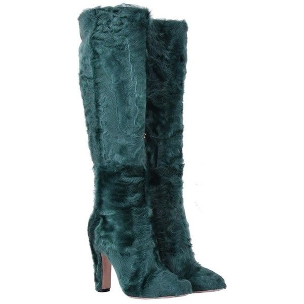 Pre owned Boots ($1,565) ❤ liked on