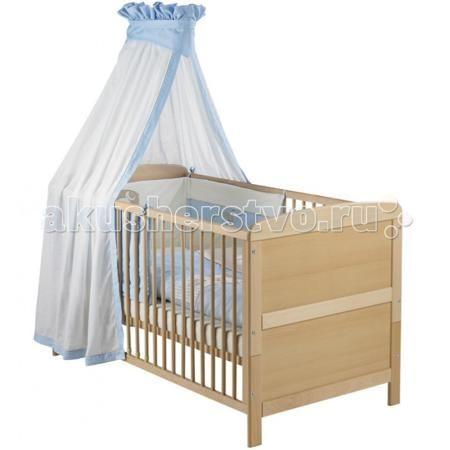 Geuther Pascal  — 12180р. --------------------------------------  Детская кроватка Geuther Pascal  Кроватка со съемными панелями и тремя уровнями дна. Может использоваться детьми от рождения вплоть до 10 лет.  Дизайнерское оформление  Детская кроватка Pascal — это современная и функциональная кровать от немецких производителей мебели для детских спален.  Мягкие линии кроватки в сочетании с немецкой лаконичностью придутся по вкусу ценителям продуманного дизайна. Кроватка идеально вписывается…