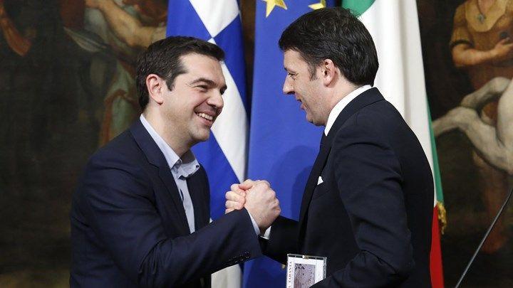 Οι σημαντικές αποκαλύψεις Ρέντσι για το δύσκολο ελληνικό καλοκαίρι του 2015