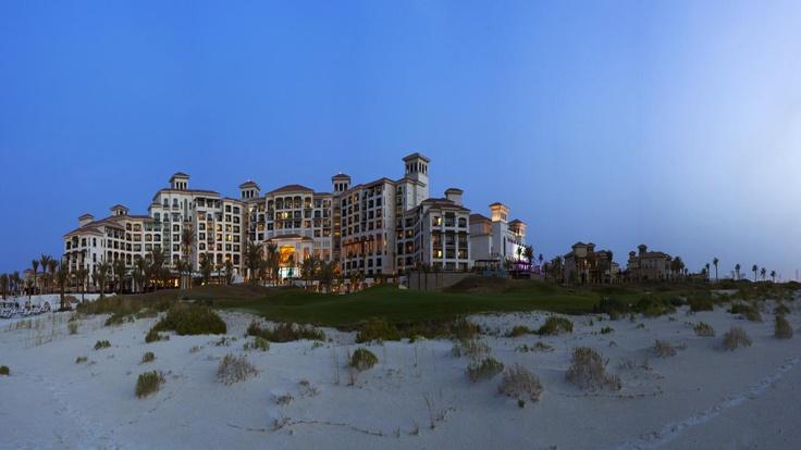 amazing hotel on Saadiyat Island