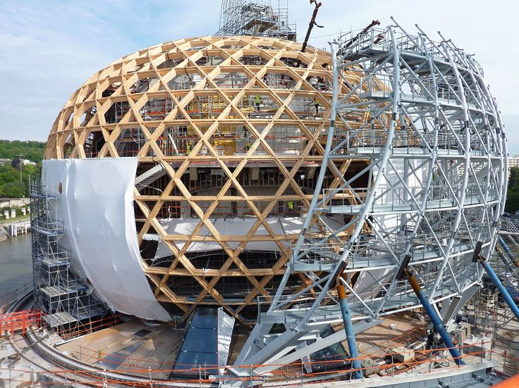 how to make a cover for a geodesic dome