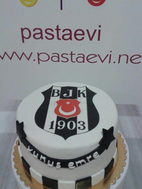 Beşiktaş pasta