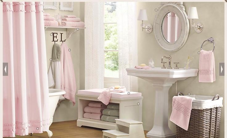 Girls Bathroom Decor: Best 25+ Pink Bathroom Decor Ideas On Pinterest