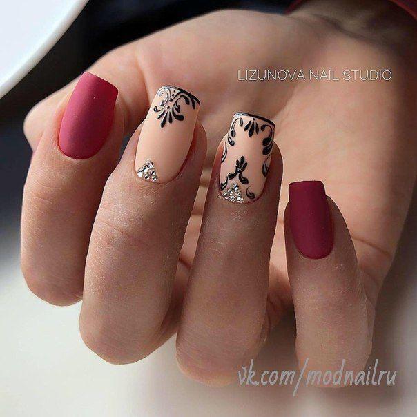Маникюр | Ногти #unasdecoradas