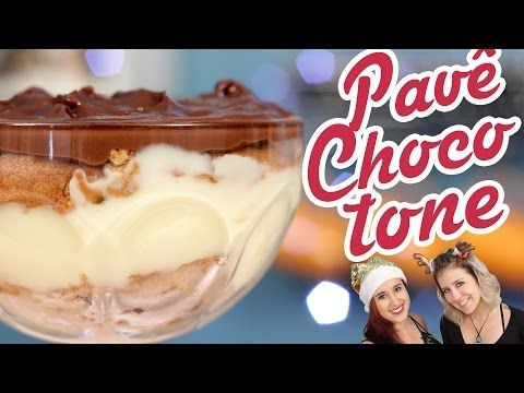 Pavê de Chocotone - Cozinha pra 1 - YouTube