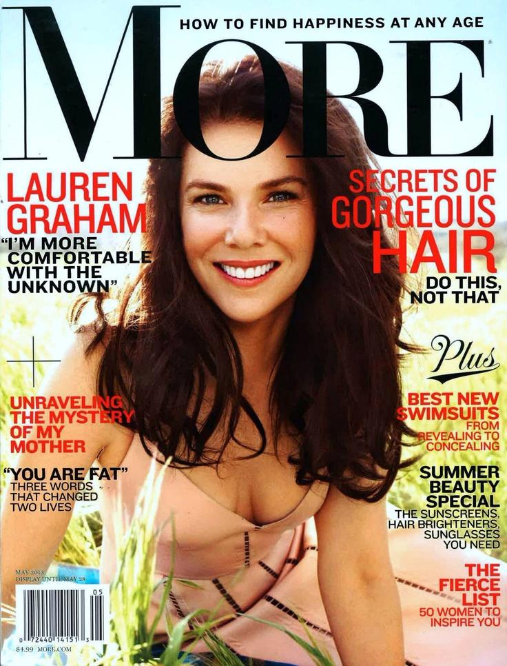 So cute! #Lauren #Graham #GilmoreGirls