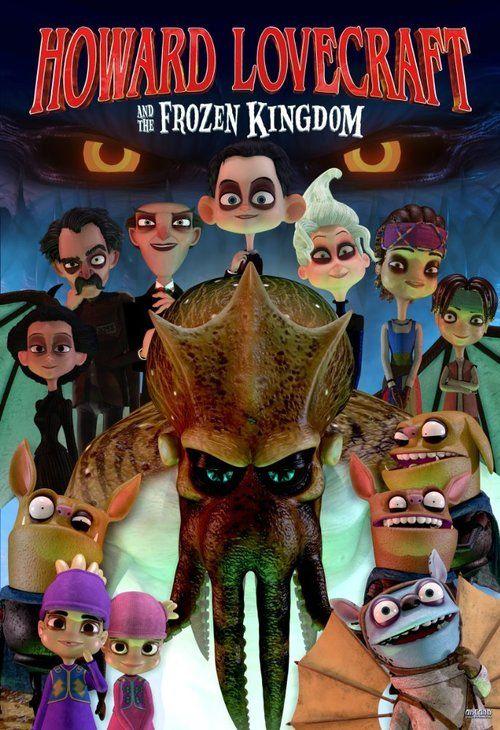 Watch Howard Lovecraft & the Frozen Kingdom Full-Movie