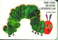 caterpillar/butterfly lifecycle songs, fingerplays, and book suggestions