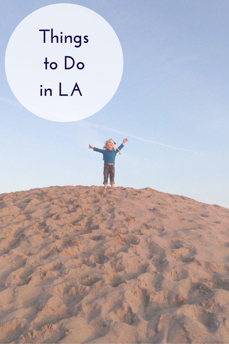 Things to Do in LA over Winter Break