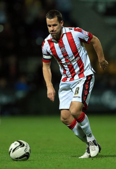 Michael Doyle Sheffield United
