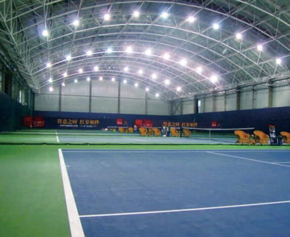Can I Choose Led Lamps For Tennis Court Lighting Tennis Court Indoor Tennis Led Flood Lights