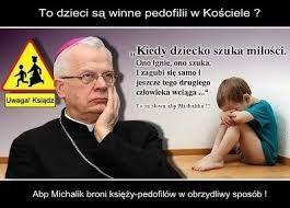 Znalezione obrazy dla zapytania ksiadz pedofil