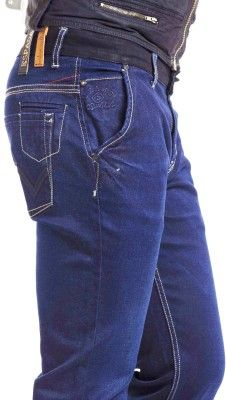 Espada Narrow Fit Men's Jeans - Buy Medium Blue Espada Narrow Fit Men's Jeans Online at Best Prices in India | Flipkart.com
