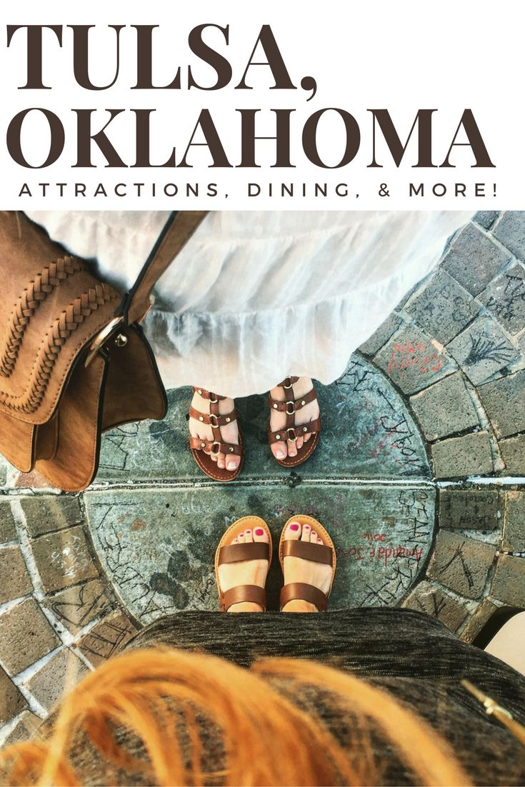 Taking a trip to Tulsa, Oklahoma? Check out these popular attractions and unforgettable places to dine! www.pagesoftravel.org