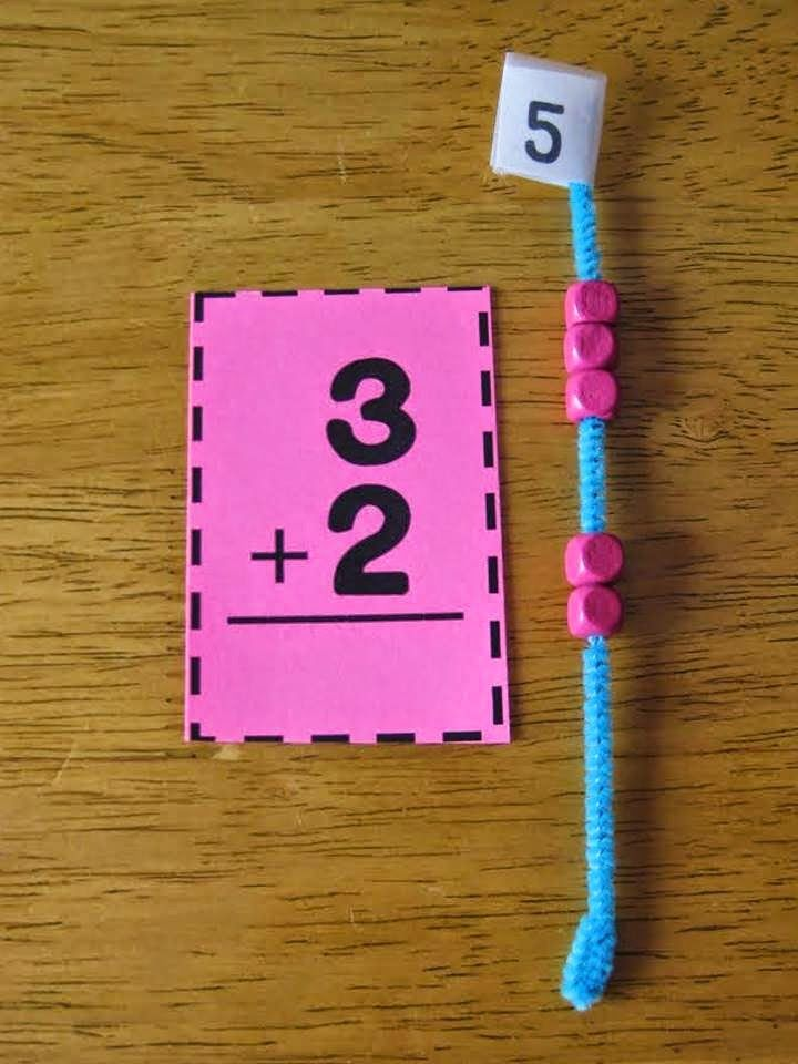 "This activity uses visual representation to add and subtract. ""Represent and analyze mathematical situations and structures using algebraic symbols."""