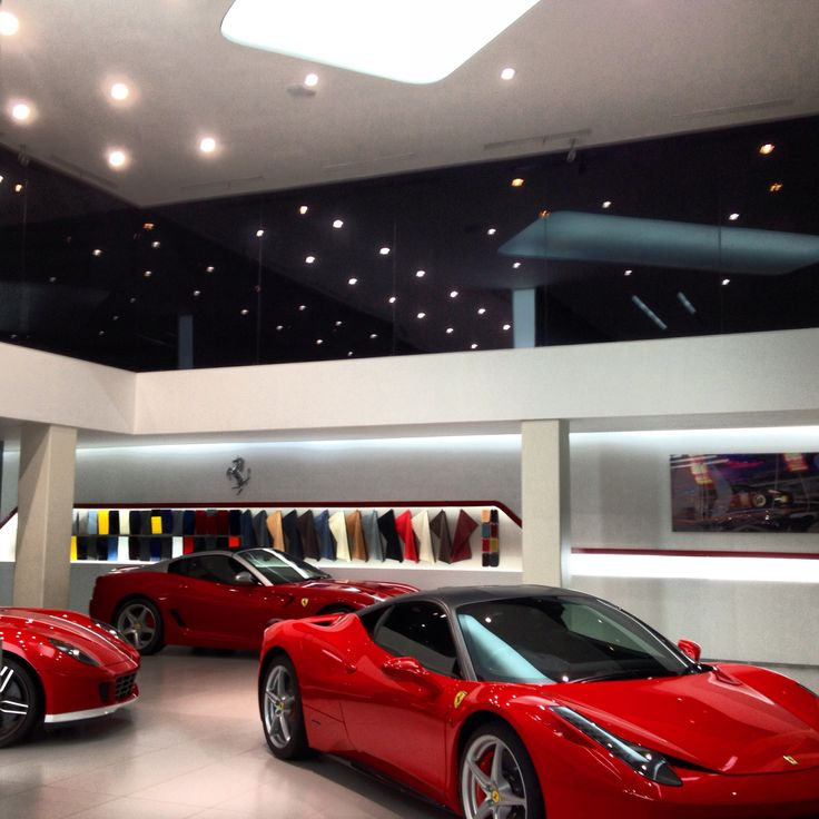 Ferrari Maseratti Indonesia