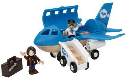 Amazon.com: Brio Airplane Train: Toys & Games