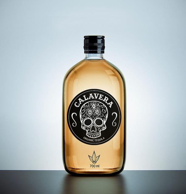 Calavera: El dia del los Muertos - organic tequila