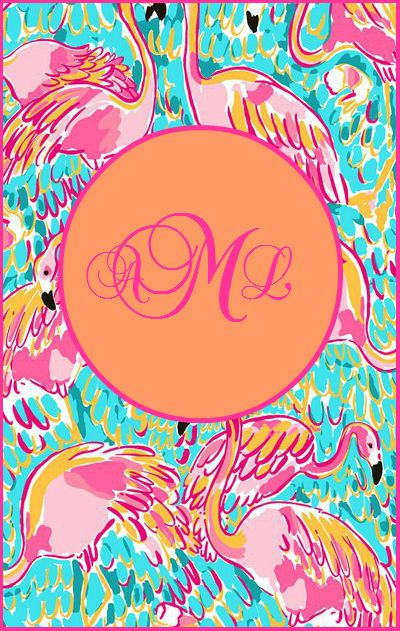 make your own lilly pulitzer monogram  in today u0026 39 s blog  the pelican girls show you the easy