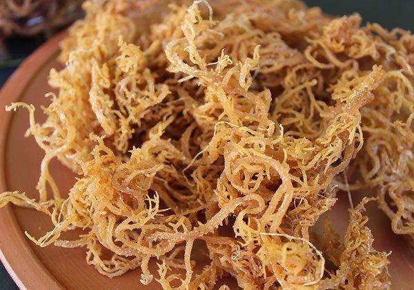 Raw Wildcrafted Irish Sea Moss Jamaican Irish Sea Moss Etsy In 2021 Irish Moss Sea Moss Seamoss Benefits