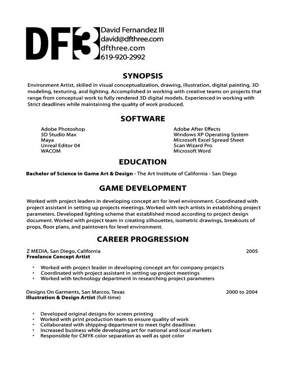 computer programmer resume - Google Search